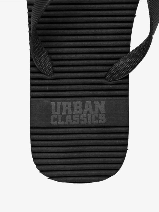 Urban Classics Sandalen Basic schwarz