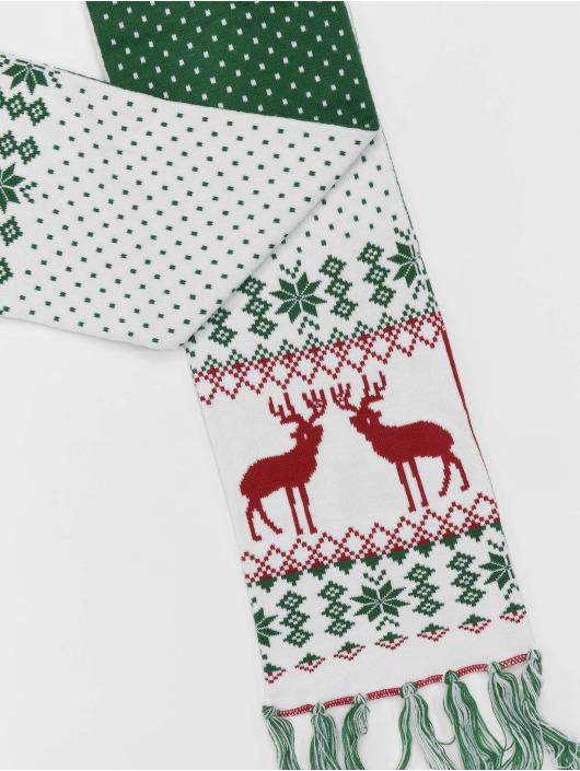 Urban Classics Schal Christmas grün