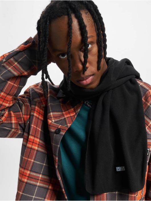 Urban Classics Schal Fleece schwarz