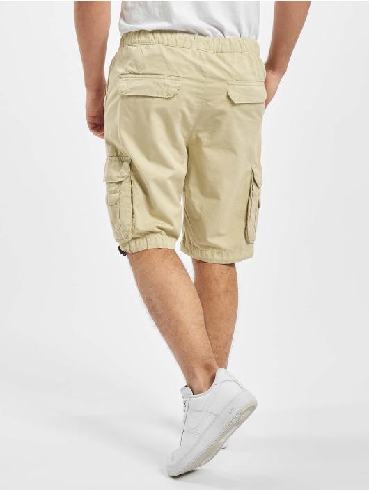 Urban Classics Short Double Pocket beige