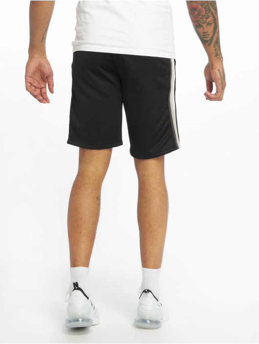 Urban Classics Short Side Taped black