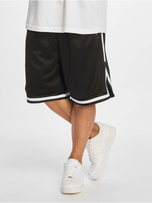 Urban Classics Short Stripes black