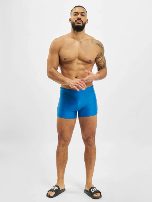 Urban Classics Short de bain Basic Swim bleu