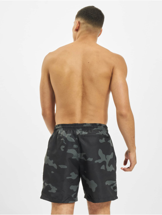Urban Classics Short de bain Camo Swim camouflage