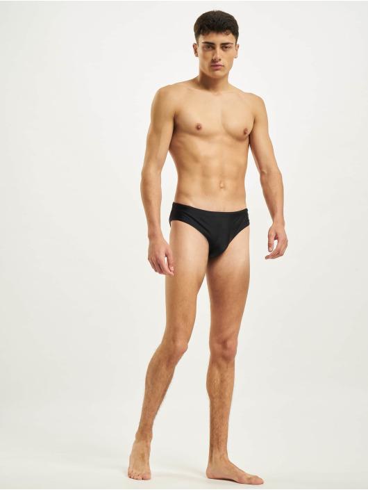 Urban Classics Short de bain Basic Swim noir