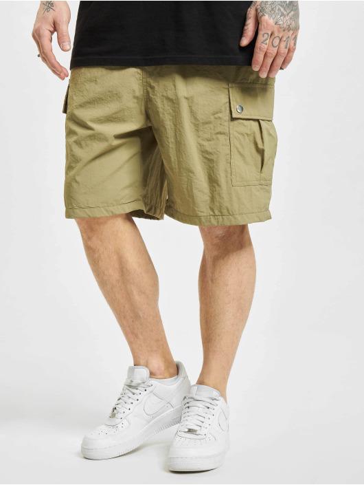 Urban Classics Short Nylon kaki
