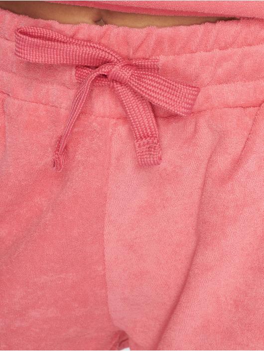 Urban Classics Short Towel pink