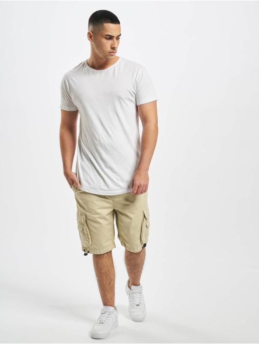 Urban Classics Shorts Double Pocket beige