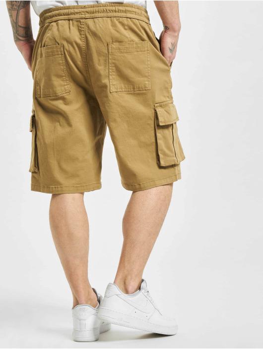 Urban Classics Shorts Drawstring beige