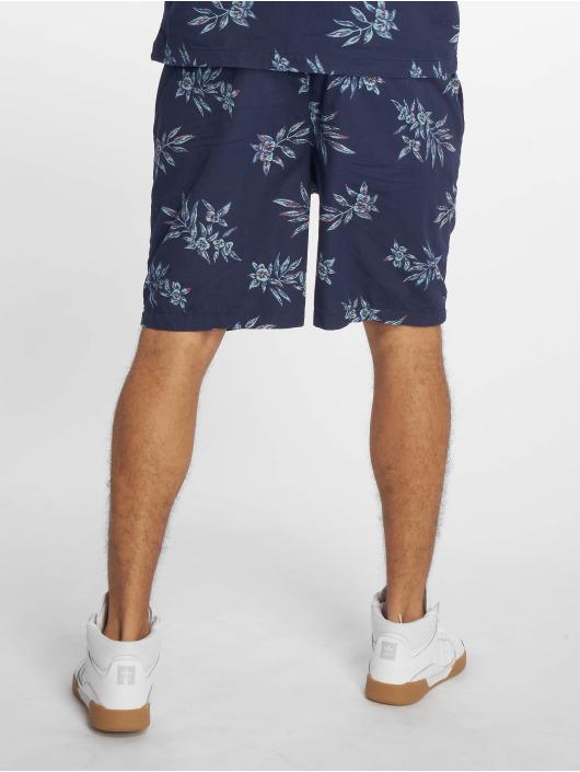 Urban Classics Shorts Pattern Resort blå