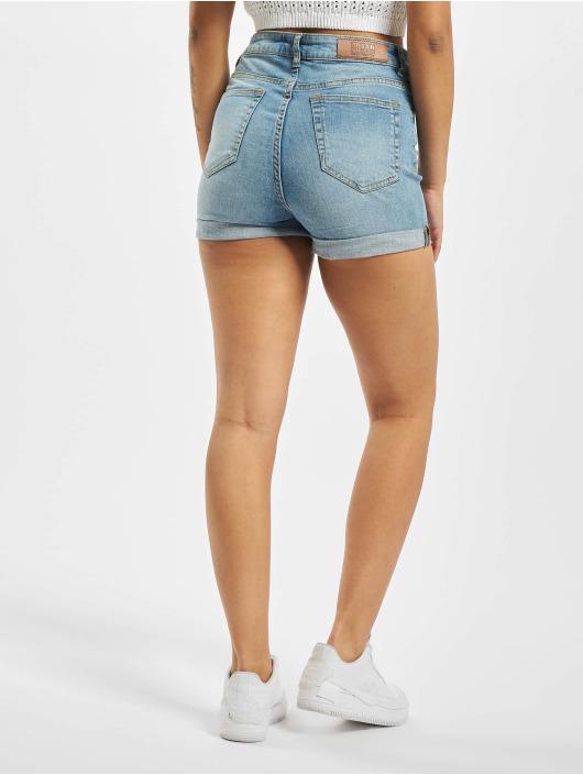 Urban Classics Shorts Ladies 5 Pocket blå