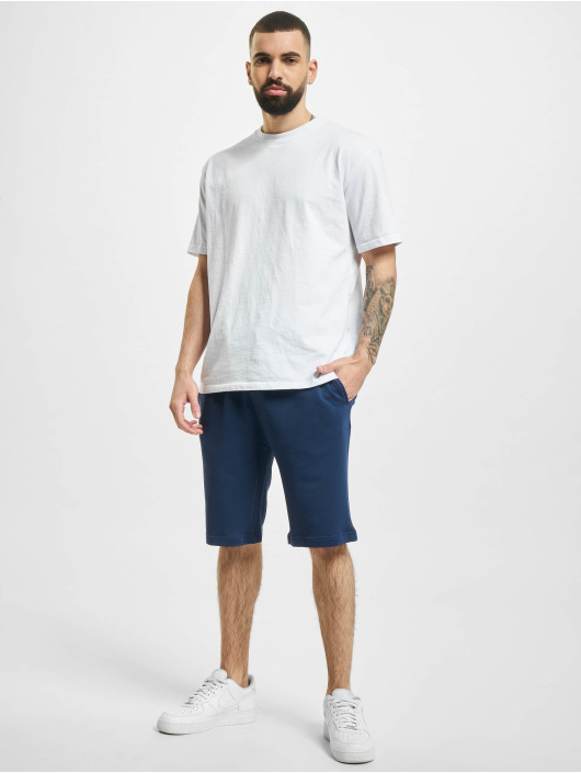 Urban Classics Shorts Basic blå