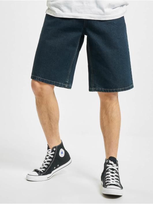 Urban Classics Shorts Basic blau