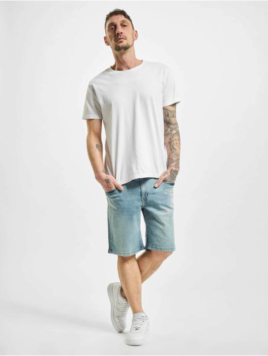 Urban Classics Shorts Relaxed Fit Jean blau