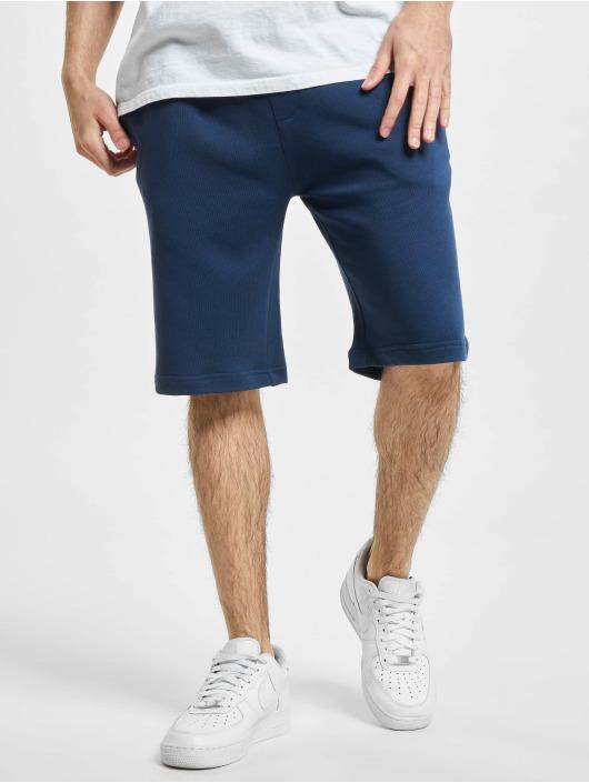 Urban Classics shorts Basic blauw
