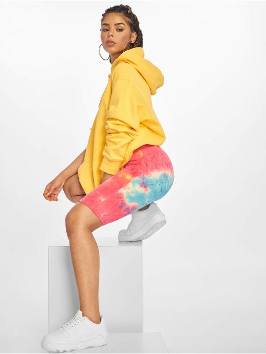 Urban Classics Shorts Tie Dye Cycling bunt