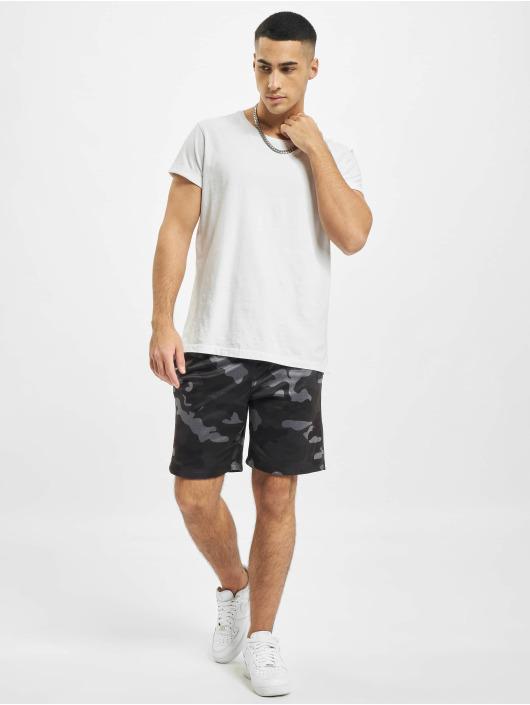 Urban Classics Shorts Camo Mesh camouflage