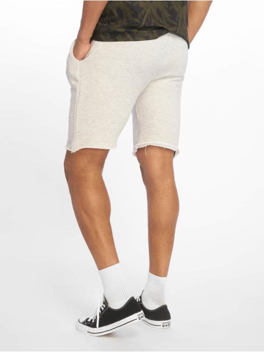 Urban Classics Shorts Herringbone Terry grau
