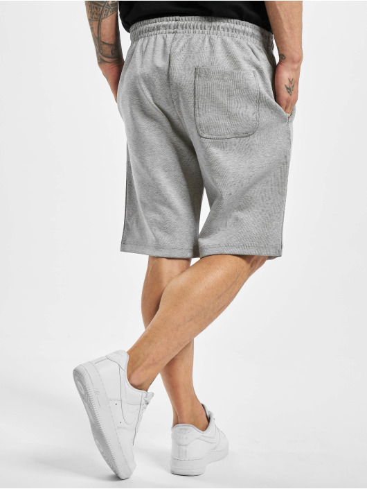 Urban Classics Shorts Two Face grau