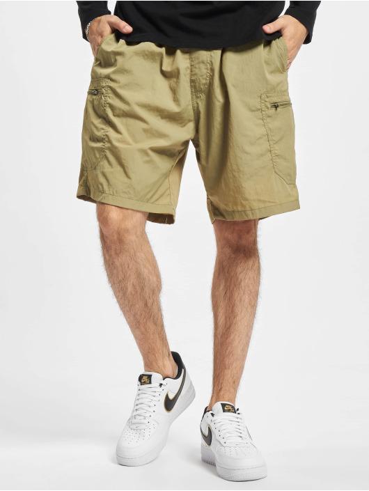 Urban Classics shorts Adjustable Nylon khaki