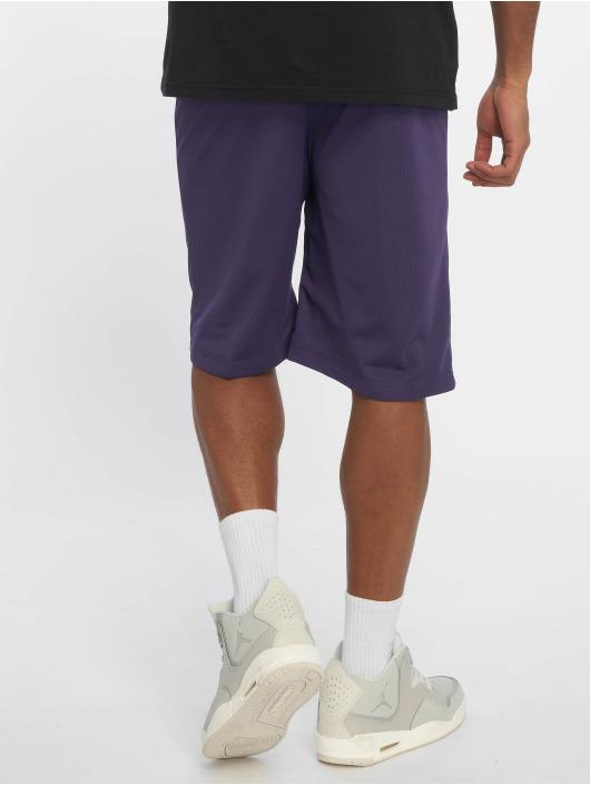 Urban Classics Shorts Kids Bball Mesh lilla