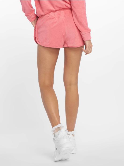 Urban Classics Shorts Towel lyserosa