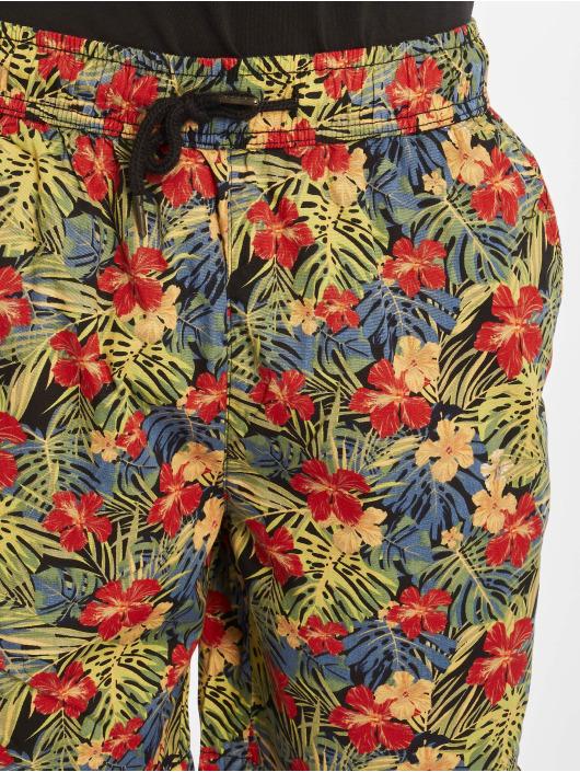 Urban Classics Shorts Pattern Resort mangefarget