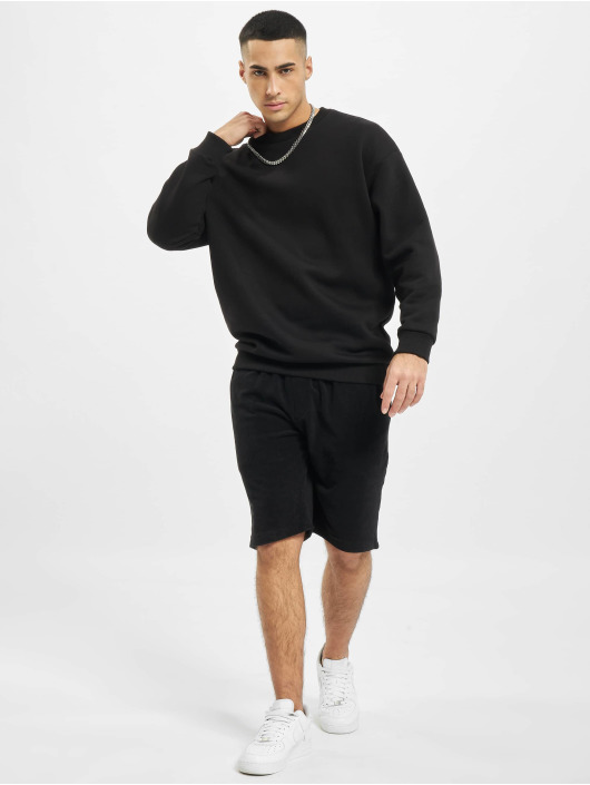 Urban Classics Shorts Towel schwarz