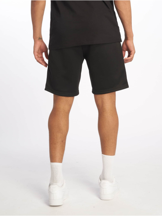 Urban Classics Shorts Side Taped schwarz