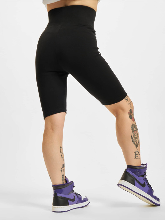 Urban Classics Shorts High Waist Cycle schwarz