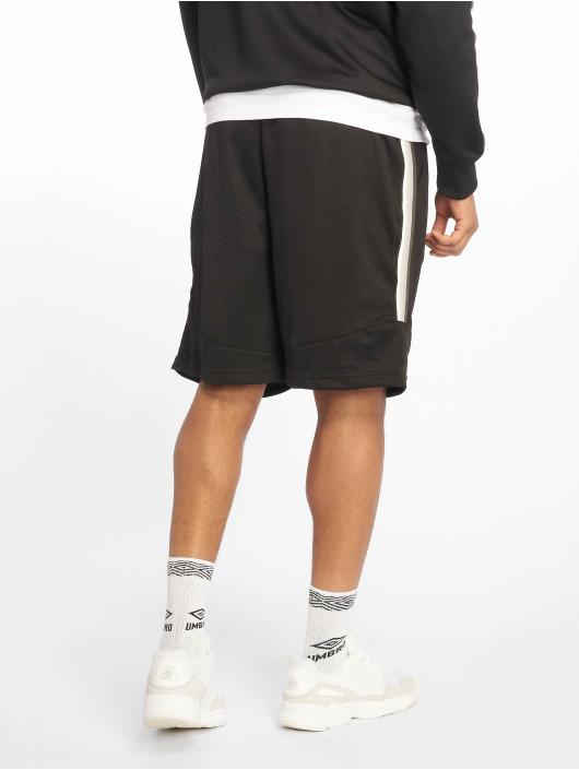 Urban Classics Shorts Side Taped Mesh svart