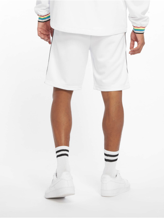 Urban Classics Shorts Side Taped weiß