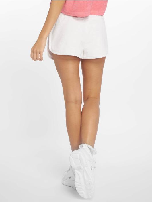 Urban Classics Shorts Towel weiß