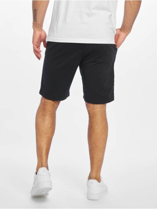 Urban Classics shorts Hobart Stretch Twill zwart