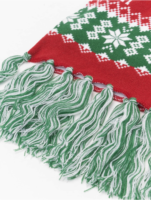 Urban Classics Sjal/tørkler Christmas grøn