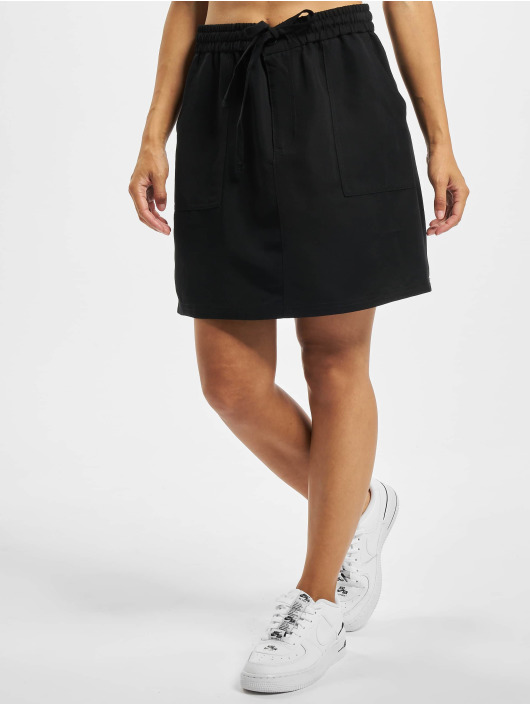 Urban Classics Skirt Viscose Twill black