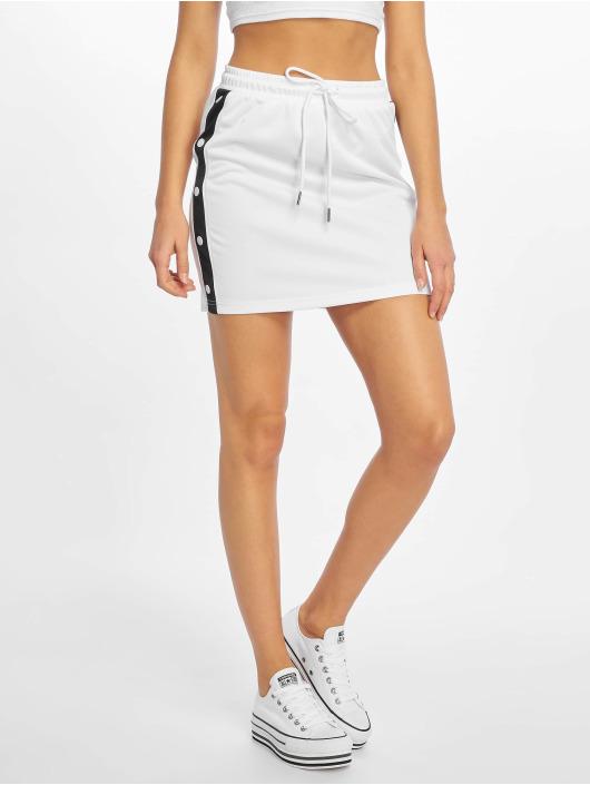 Urban Classics Skirt Track white