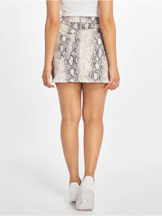 Urban Classics Skirt Animal Stretch white