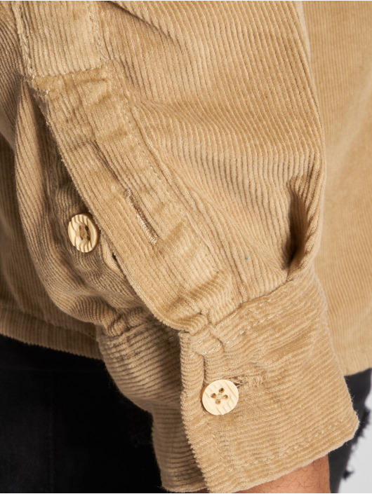 Urban Classics Skjorter Classics brun