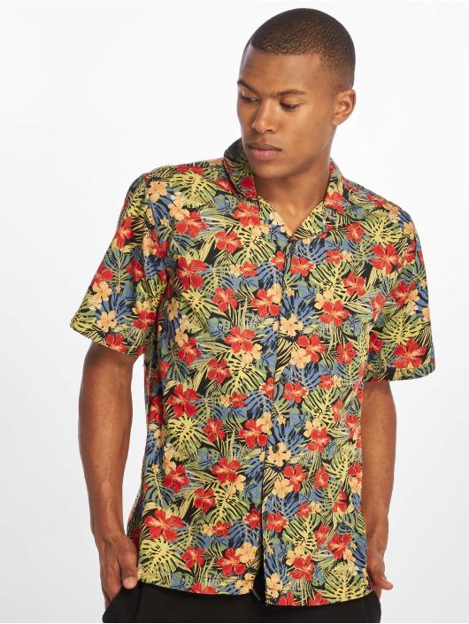 Urban Classics Skjorter Pattern Resort mangefarget