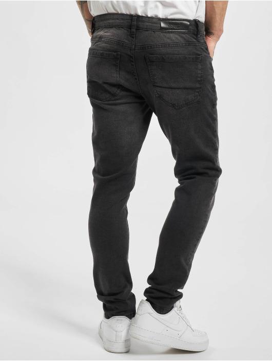 Urban Classics Slim Fit Jeans Slim Fit black