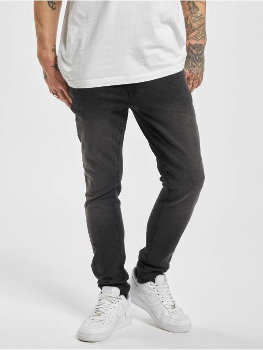 Urban Classics Slim Fit Jeans Slim Fit sort