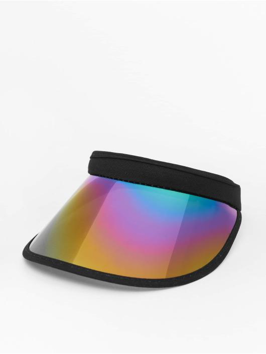 Urban Classics snapback cap Holographic zwart