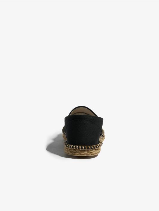 Urban Classics Sneaker Canvas schwarz