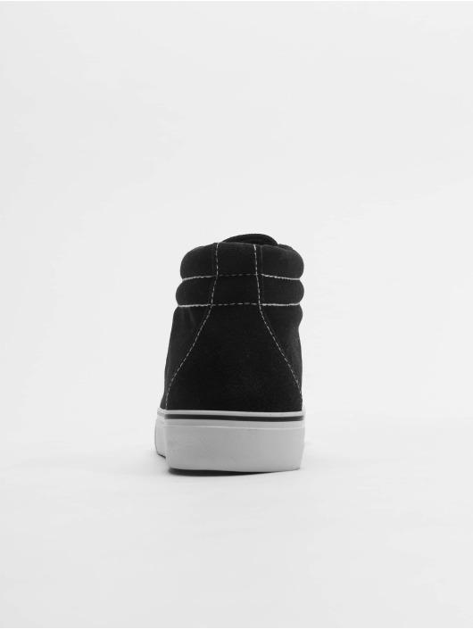 Urban Classics Sneaker High Canvas schwarz