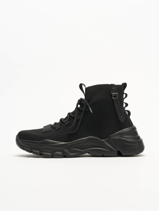 Urban Classics Sneaker High Top schwarz