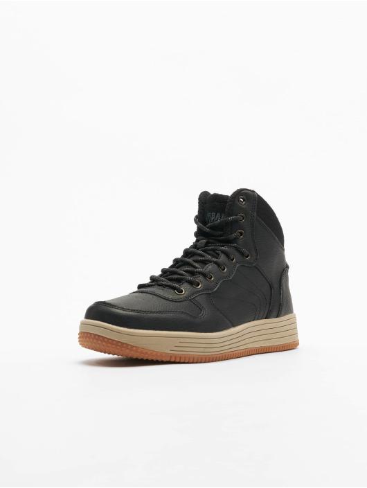 Urban Classics sneaker High Top zwart