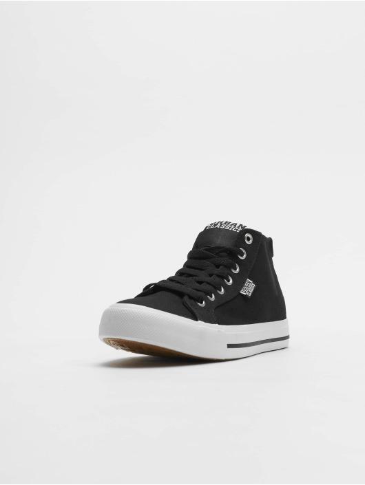 Urban Classics Sneakers High Top Canvas black