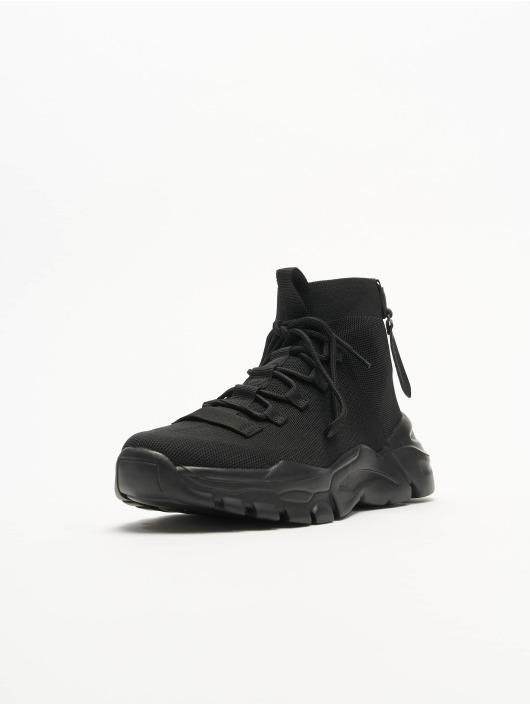 Urban Classics Sneakers High Top black