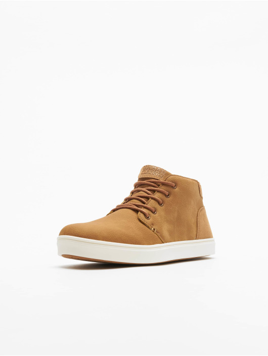 Urban Classics Sneakers Hibi Mide brazowy